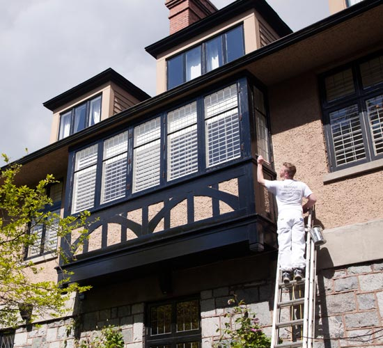 exterior painting vancouver guaranteed results